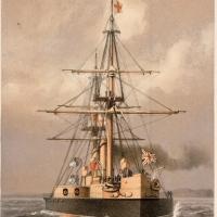 HMS Inflexible: Scion of the Mediterranean Fleet