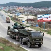 Russian Operational Art of War in Crimea, March 2014