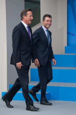 Arrivals at the Summit Venue - NATO Wales Summit