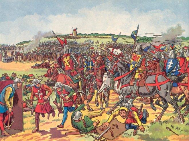 bataille de crecy 1346