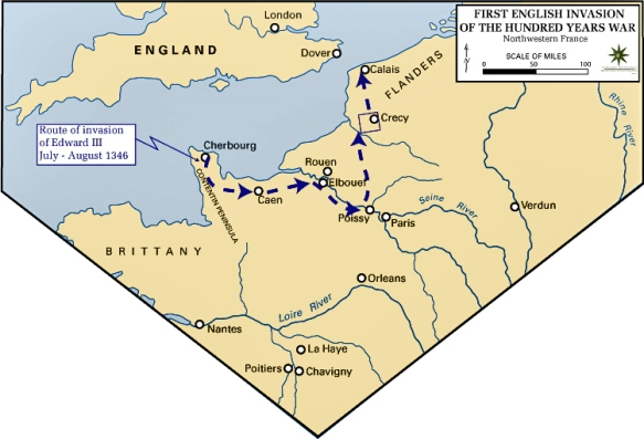 Campaign of Crecy
