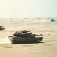 Armour Tactics at the Battle of 73 Easting, 26 February 1991