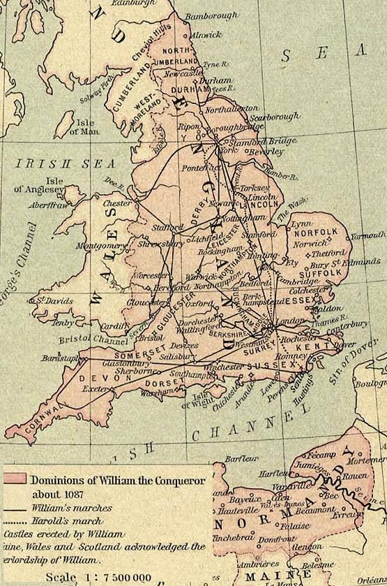 Cheshire vuodelta 50s